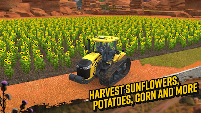 Download Farming Simulator 18 v1.0.0 Mod Apk Unlimited Money