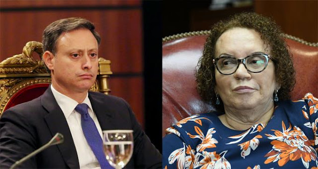 Reclaman destitución del procurador Jean Alain Rodríguez - SFM NEWS