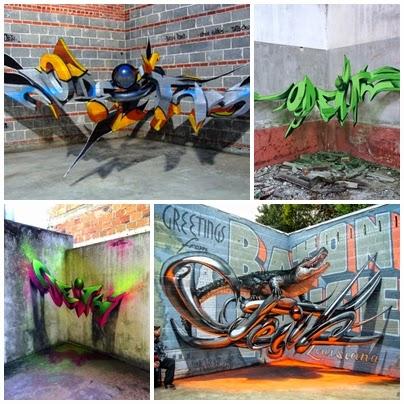 grafitero odeith