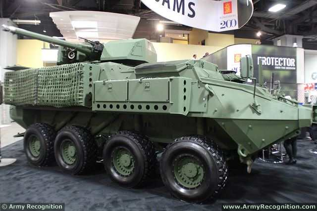 US Army projects developing more accurate and lethal 30mm and 50mm guns