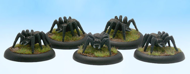 Pathfinder RPG Miniatures Monster Creature Spider