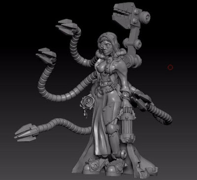 Forge Mechanicus: Cool new Mechanicus minis and rumours
