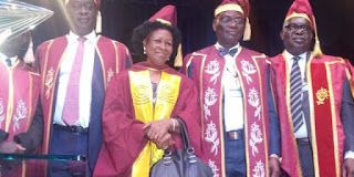 Meet 77-year-old Woman Who Graduated from UNILAG