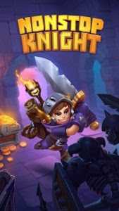 Nonstop Knight Apk Mod Terbaru v2.1.0 Unlimited Money