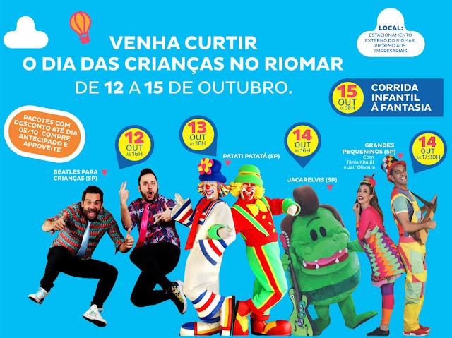 #FestivaldasCriançasRioMar