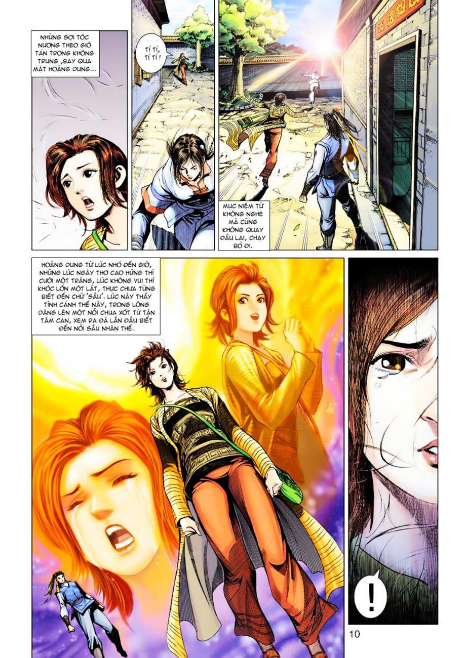 Anh Hùng Xạ Điêu anh hùng xạ đêu chap 39 trang 10