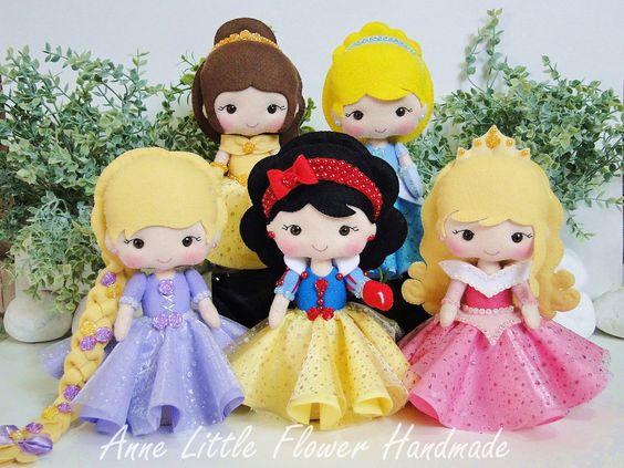 Patrón de las princesas 🥰 - Amigurumis con Victoria Fong | Facebook | 423x564