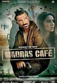Watch Madras Cafe Online Free Putlocker
