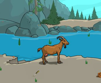 Play ZooZooGames Goat Rescue
