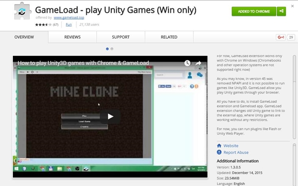 Unity Web Player Plugin is completely broken in latest ...