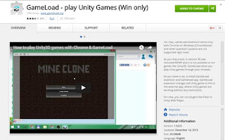 GameLoad - Play Unity Games