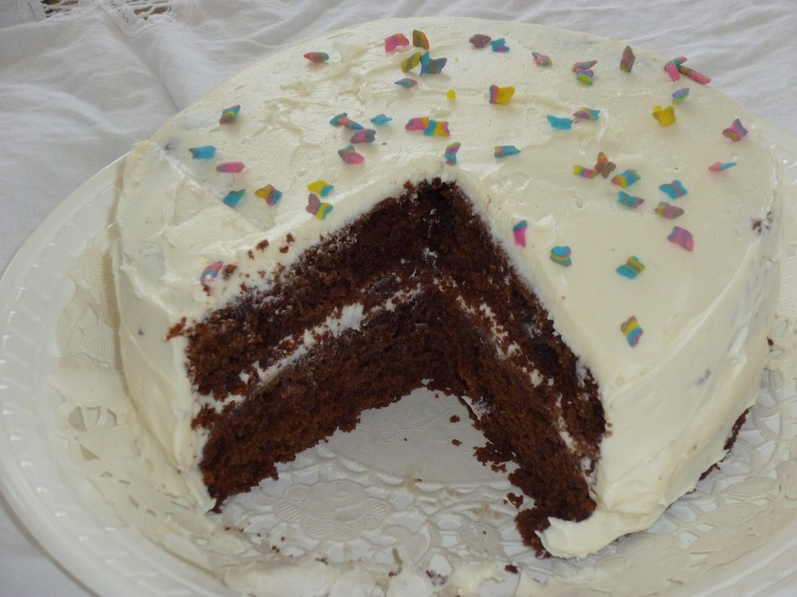 Uses For Stale Chocolate Cake