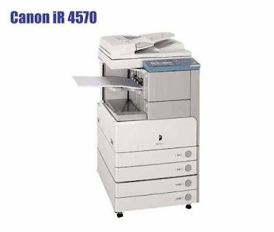 mesin fotocopy canon iR4570