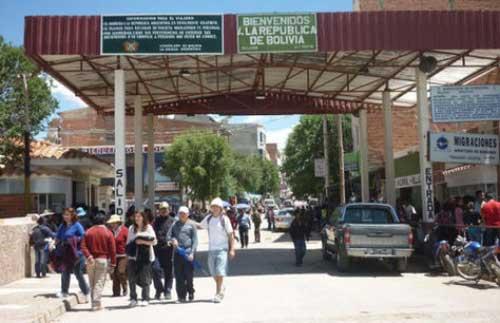 Cívicos de Tupiza y Villazón amenazan con paro indefinido desde el miércoles