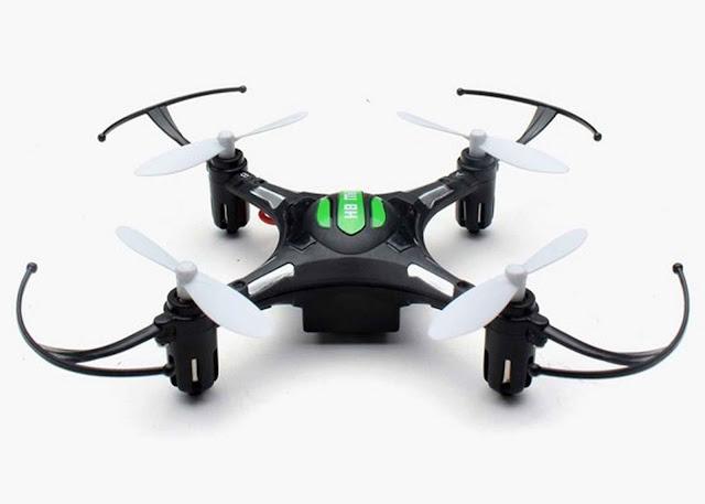 The Mindkoo JJRC H8 Mini Quad Copter Drone