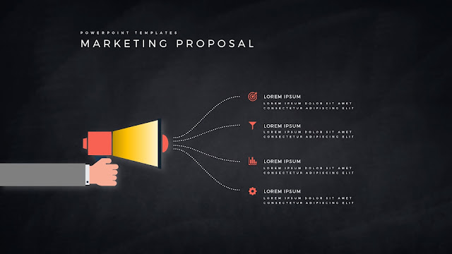 Marketing Proposal using Megaphone for PowerPoint Templates Slide 11