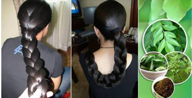 The Best Recipe to Grow Healthy Long Hair As Quickly as Possible