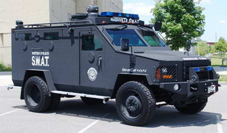 ARV (Armored Rescue Vehicle)