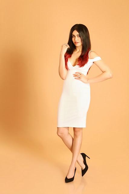 Actress Adah Sharma Femina Hot Photoshoot