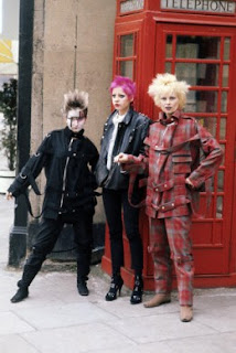 British Punk Rock, Vivienne Westwood, Punk Bondage Gear