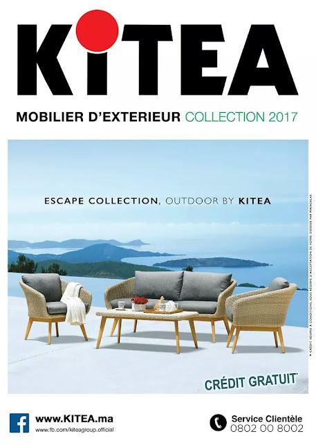 catalogue kitea exterieur 2017