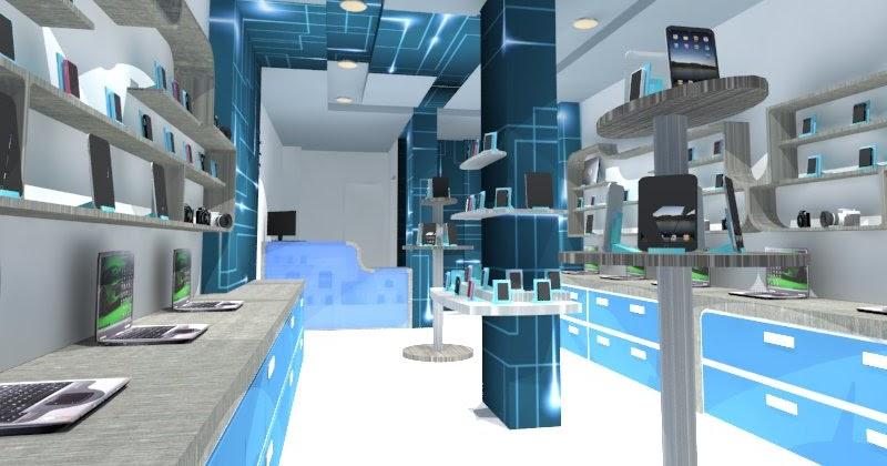 Dise o de interiores escuela de arte de motril tienda de - Proyecto de diseno de interiores ...