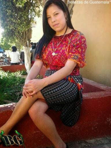 Chimando en guatemala
