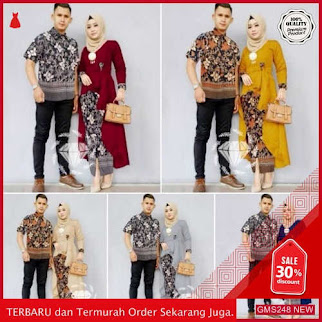 GMS248 Dropship SKRTK248C96 Couple Cp Harum Batik Ready Dropship SK0681203515