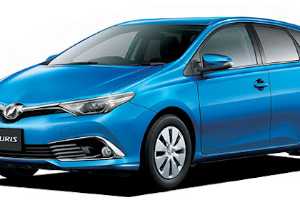 TOYOTA AURIS 150x (2015) full specifications