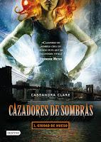 [Reseña] Cazadores de Sombras: Ciudad de Hueso — Cassandra Clare