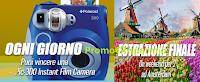 Logo Concorso ACE '' Vivi a colori'': e vinci 92 Polaroid Pic 300 e viaggio ad Amsterdam