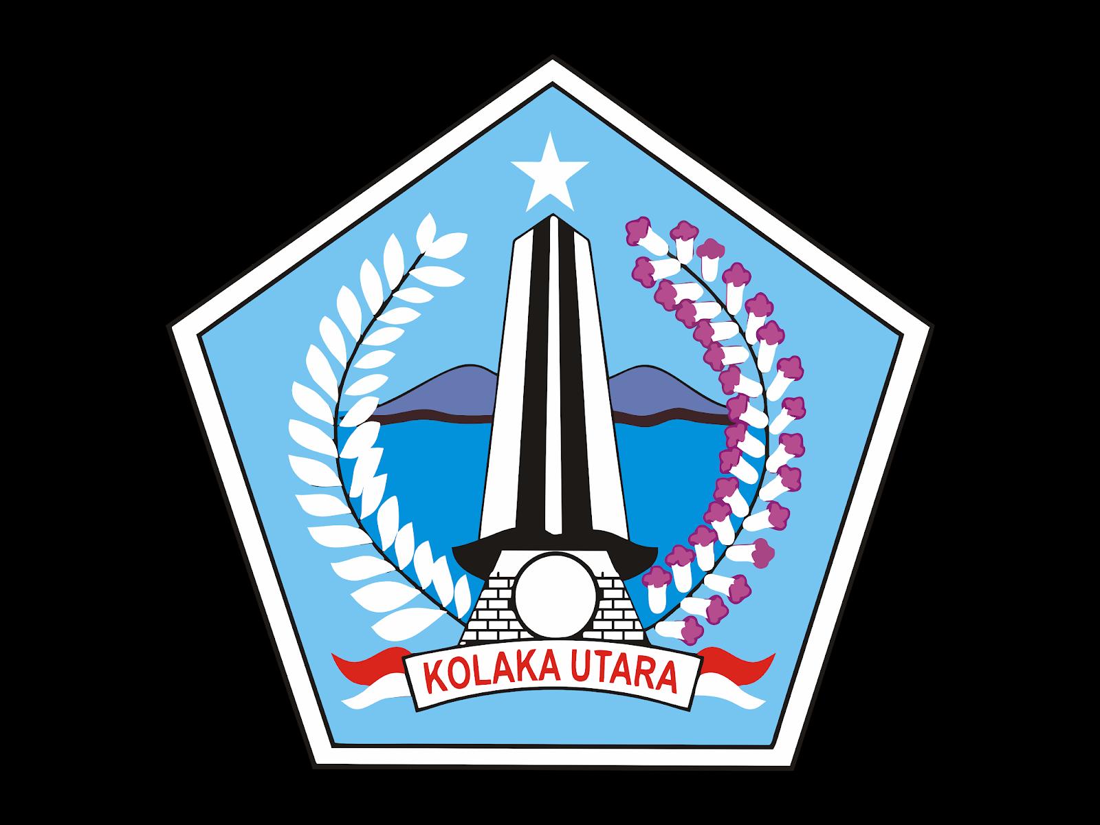 Logo Kabupaten Kolaka Utara Vector Cdr Png Hd Biologizone
