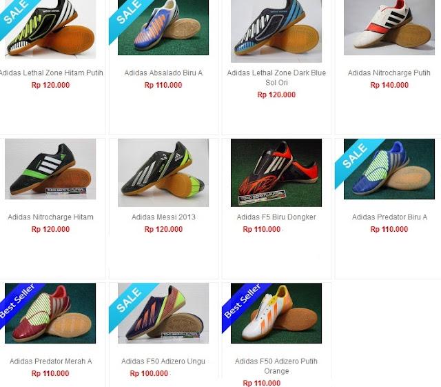 65c8227a9db sepatu futsal adidas dan harga