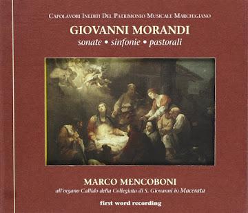 GIOVANNI MORANDI- Sonate