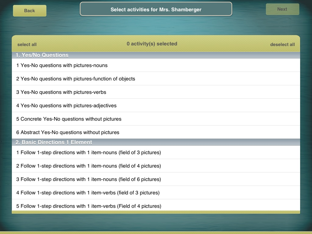 Speech Universe Comprehension Aphasia App Review