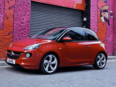 Vauxhall Adam 2012 Car Information News Reviews