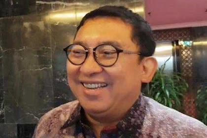 Entry Situng KPU Jokowi Konsisten di Angka 54%, Fadli Zon: Mau Sampai Kiamat Itu Aja Hasilnya