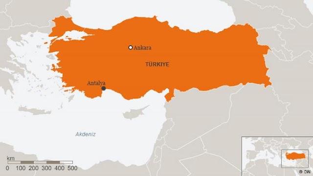 Deutsche Welle: «Ο Ερντογάν και τα σύνορα της καρδιάς του»