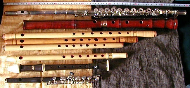 Penjelasan Alat Musik Tradisional Suling Lengkap