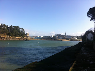 Douarnenez, Brittany, France