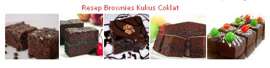 Brownies Kukus Coklat