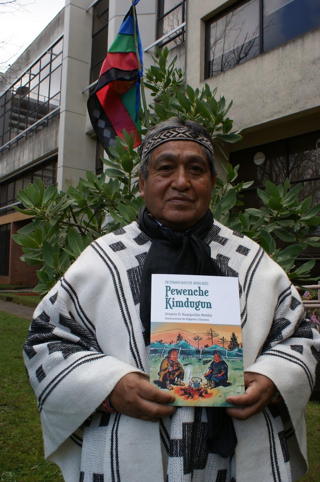 """El primer diccionario mapuche monolingüe """"Pewenche kimdugun"""" c94dcdcc369"""