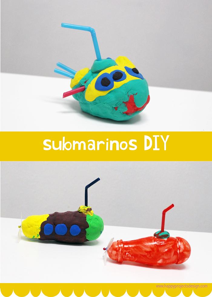 submarinos DIY