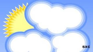 Previsão do tempo na Região Norte 31/03 e 01/04