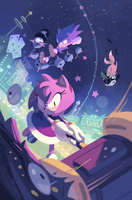 """Sonic The Hedgehog"" núm.2 - IDW Publishing"