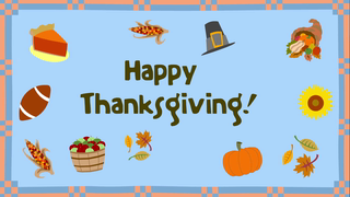 Thanksgiving day USA e-cards greetings free download