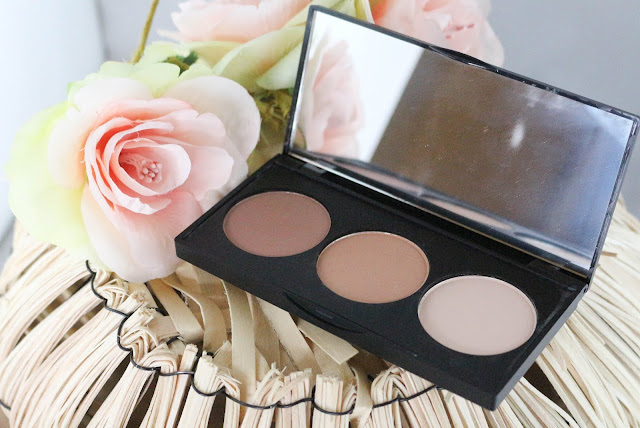 Contour powder kit Golden rose.