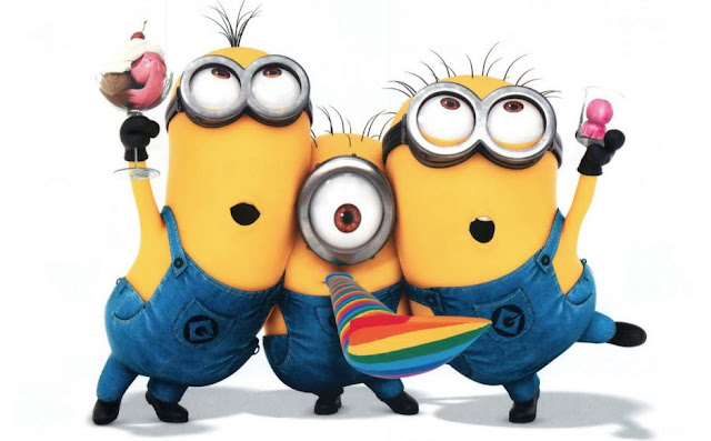 minion pictures to colour