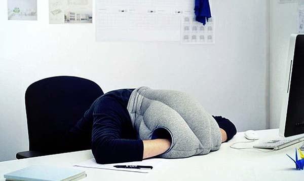 Страус-подушка