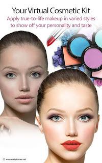 تحميل أفضل برنامج للتزيين و مكياج للصور YouCam Makeup